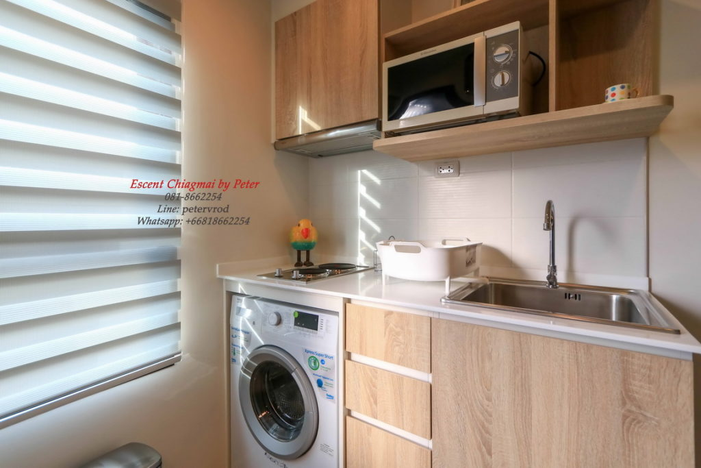Escent Central Festival Ching Mai room for rent chic 1 bedroom chiang mai