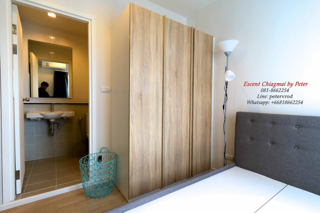 Escent Central Festival Ching Mai apartment for sale chic 1 bedroom at chiang mai