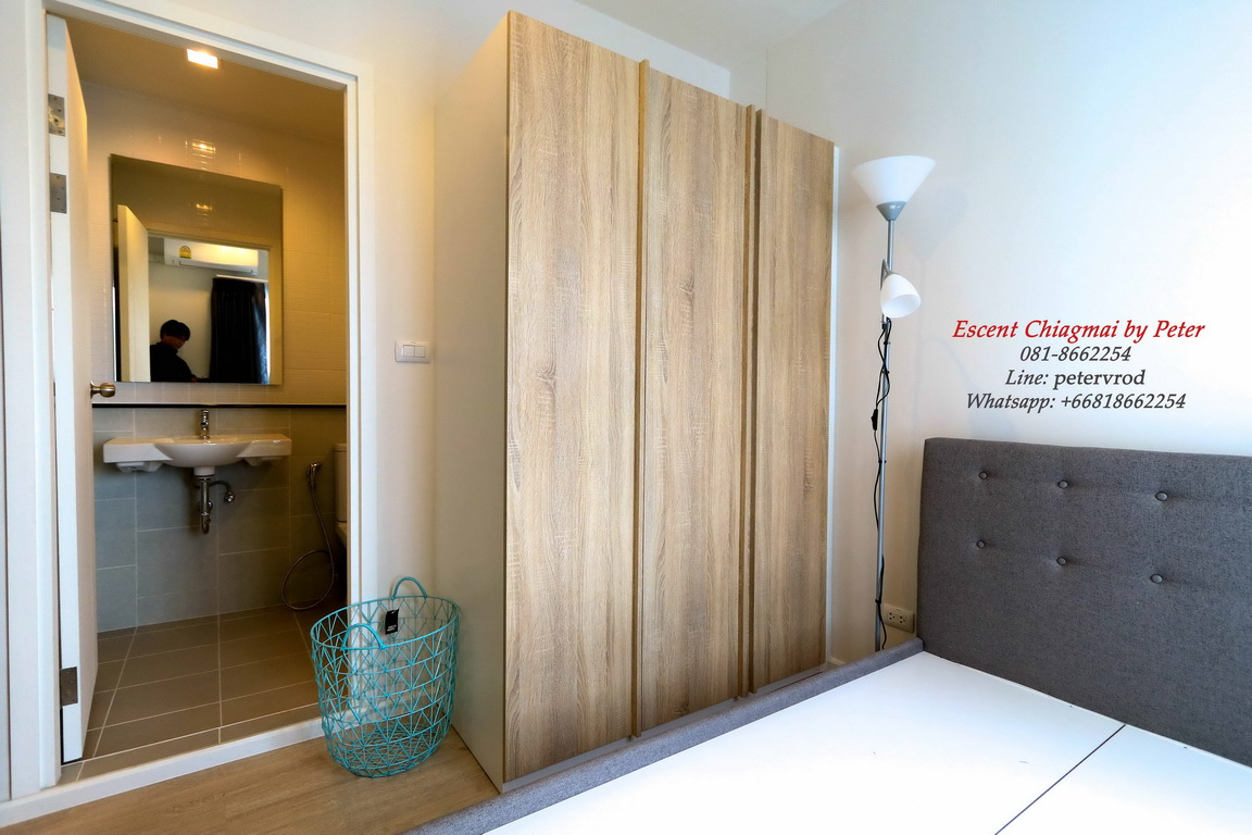 Affordable 1 Bed Room To Rent At Escent Condo CPN Chiang mai