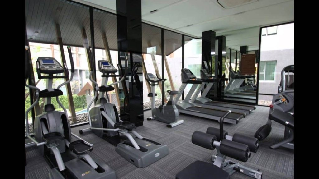 rental DCondo Campus Resort Comfortably Furnished 1 bedroom chiang mai