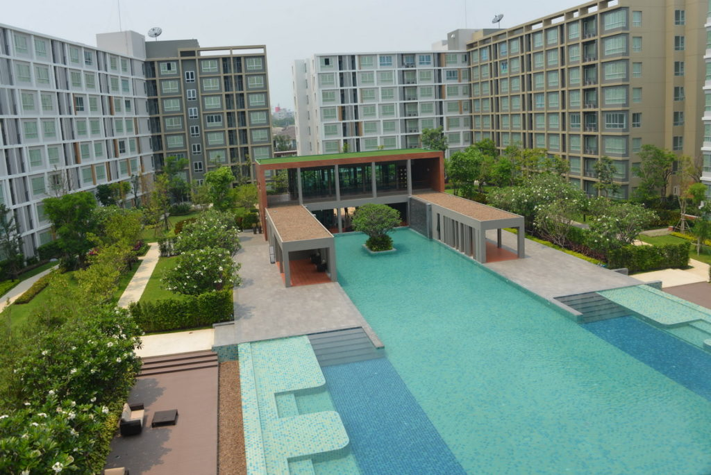 rental dcondo sign Fully furnished one bedroom chiang mai