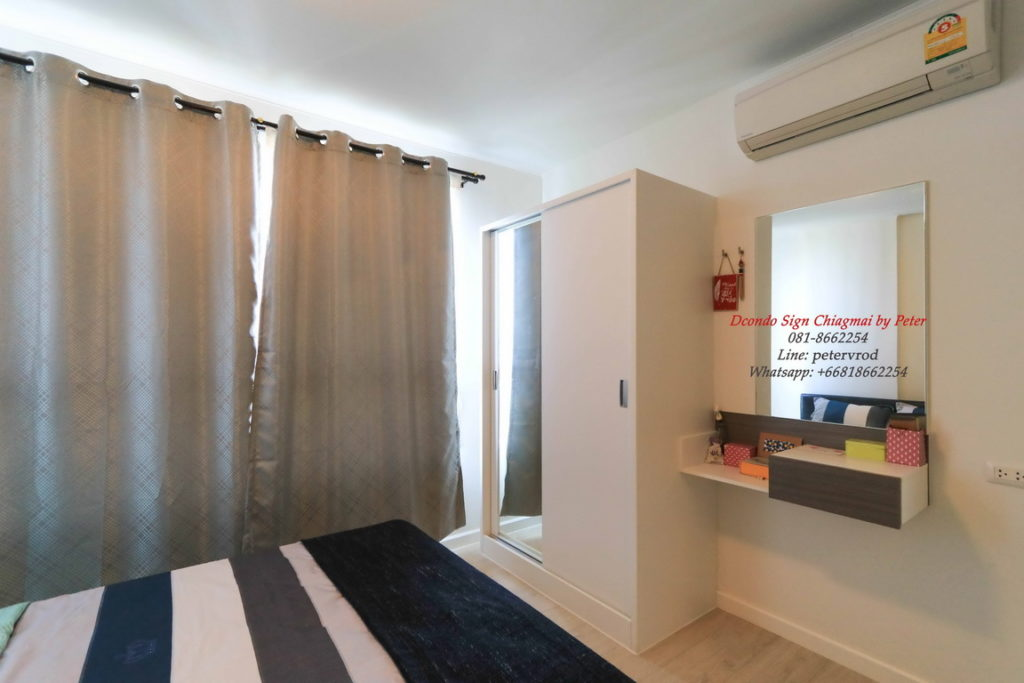 dcondo sign apartment for sale 1 Bedroom at chiang mai