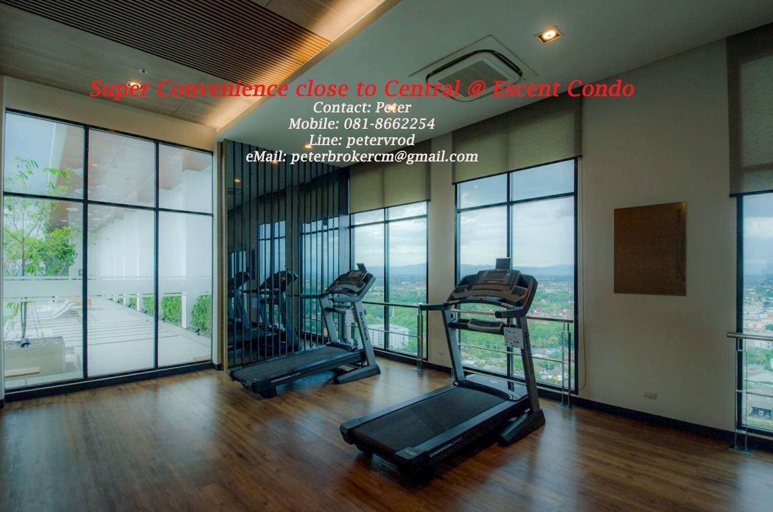 Sale 1 bedroom Escent Condo CPN 35 Sqm 12th floor