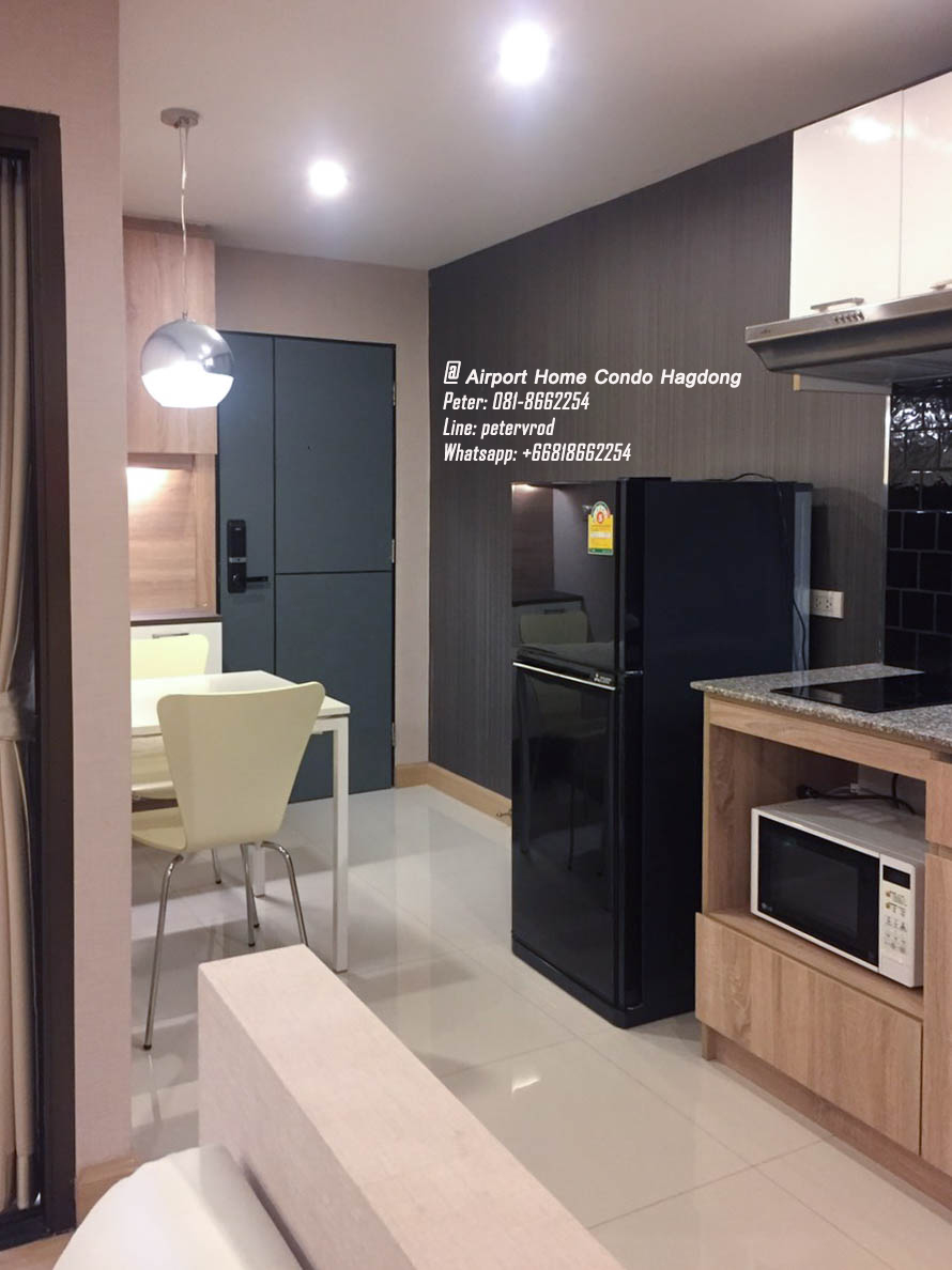 Airport Home Condo  Near Big C Hangdong