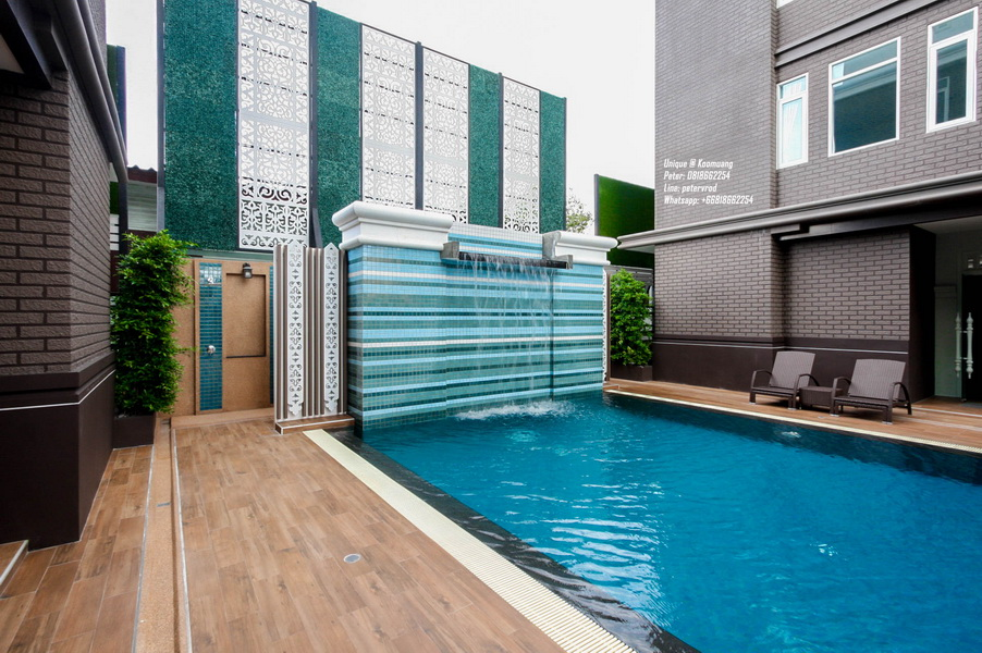 The Unique @ Koomuang City Condo for rent 50 Sqm, best acces to Nimman & Old City