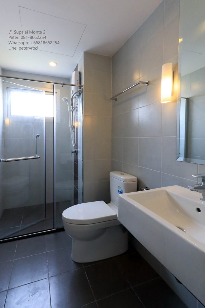 Supalai Monte @ Viang for sale fully furnished studio bedroom chiang mai