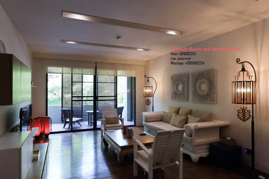 Sale Veranda High Residence Chiang Mai 2 bedroom 129 sqm with Best Mountain View fully furnished 8 MB