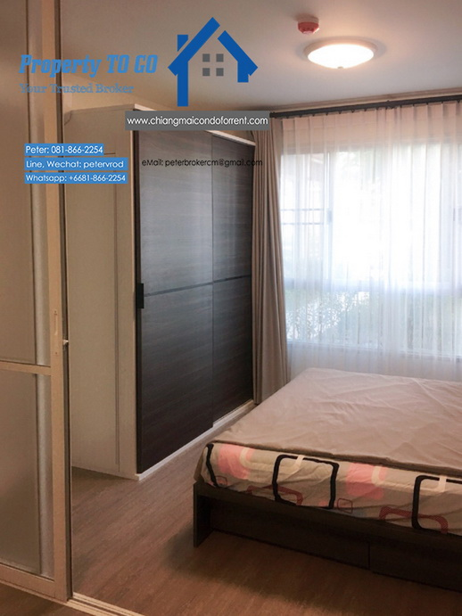Pool View and Garden View Dcondo Ping Condo for Sale 30 Sqm 1st floor