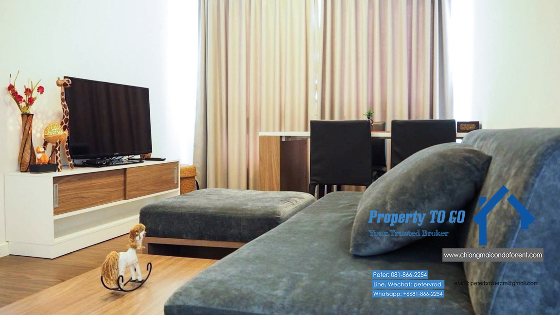 Pool View 1 bedroom D Condo Nim fully furnished 38 Sqm