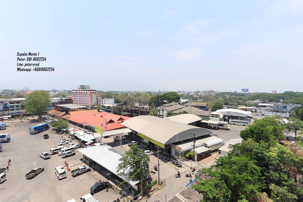 Supalai Monte @ Viang for sale Attractive 1 bedroom chiang mai