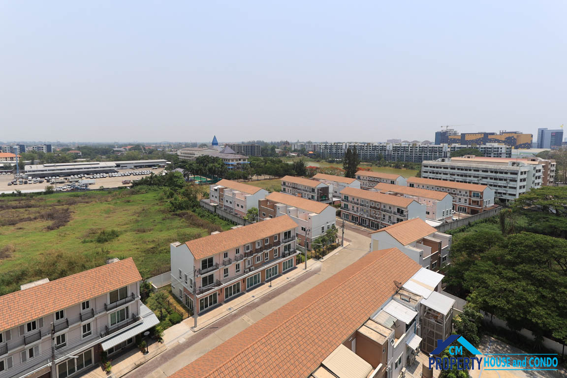 64 Sqm 9th 2 bedroom Supalai Monte 2