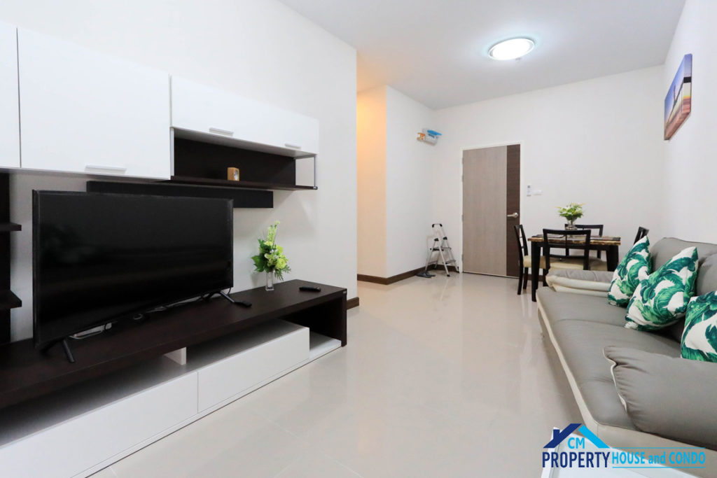 Supalai Monte II apartment for rent Attractive 1 bedroom at chiang mai