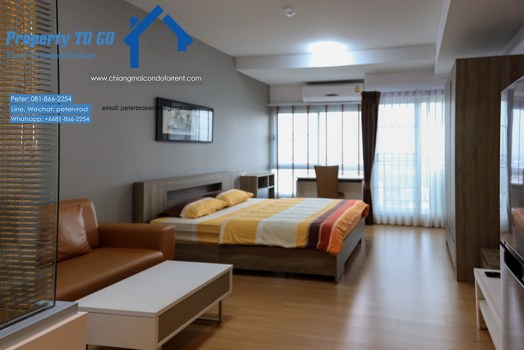 2.15 MB Floor 29 th 33 Sqm Sell Supalai Monte @ Viang Condo 1 Bedroom