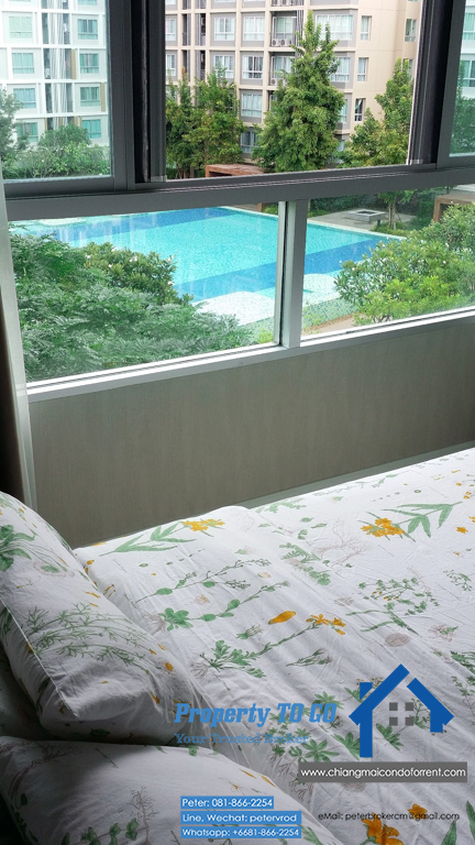 dcondo sign for rent Attractive 1 Bedroom chiang mai