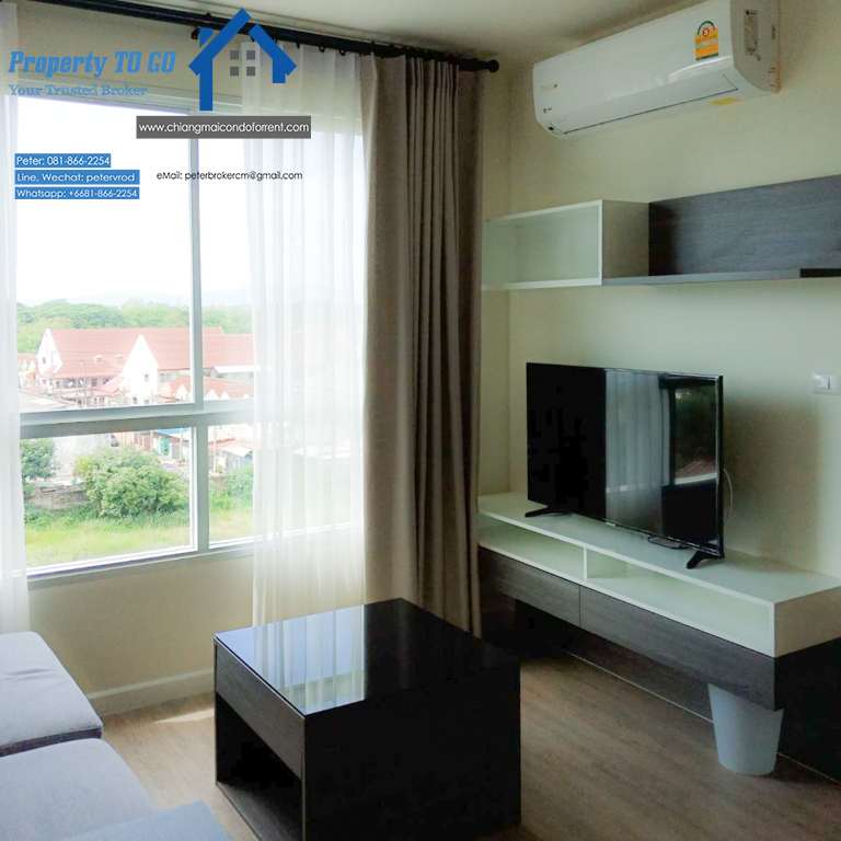 dcondo ping apartment for sale Stylish Living 1 bedroom at chiang mai