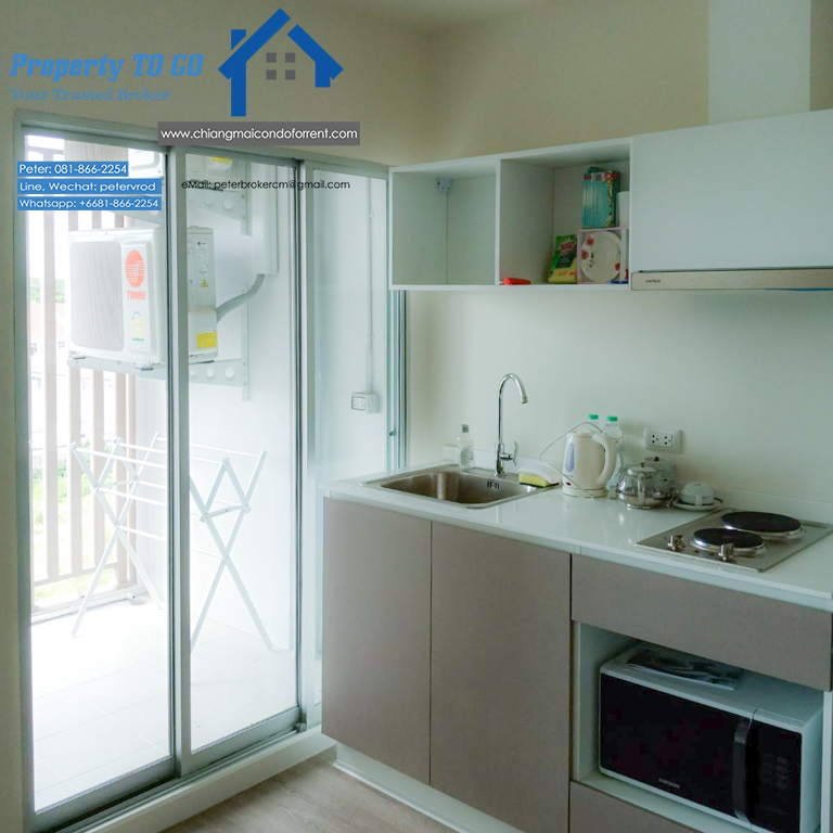 dcondo ping condo for sale Stylish Living 1 bedroom in chiang mai