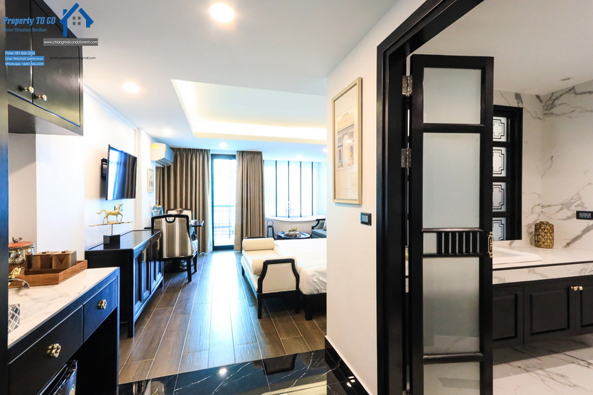 Glory Boutique Suites Guarantee return 5% Chaingmai Condo for investment