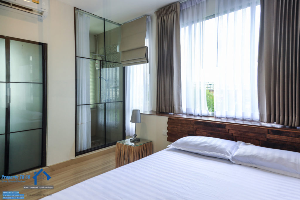 Tree Boutique condo for sale Nicely Furnished 1 bedroom in chiang mai