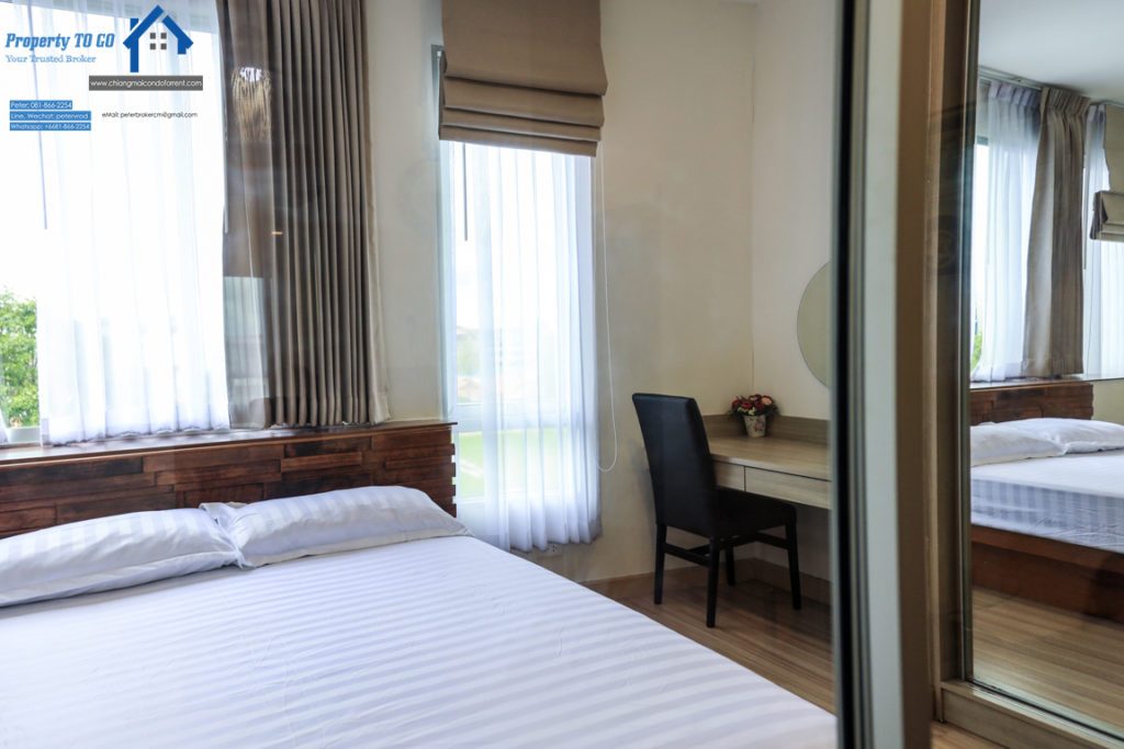 Tree Boutique apartment for rent Nicely Furnished 1 bedroom at chiang mai