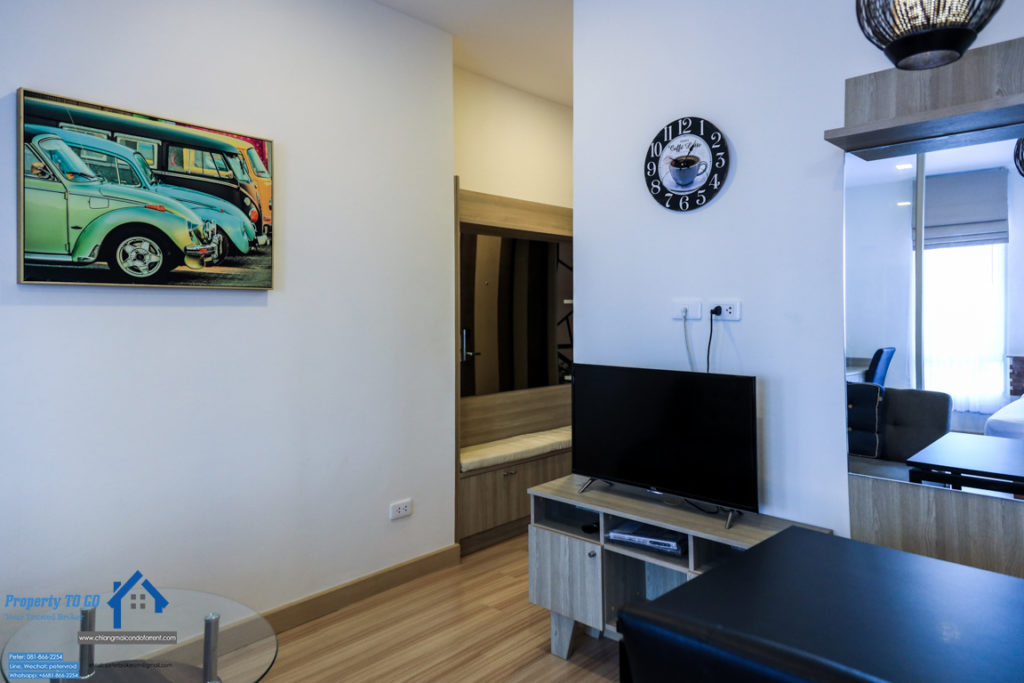 Tree Boutique condo for rent Nicely Furnished 1 bedroom in chiang mai