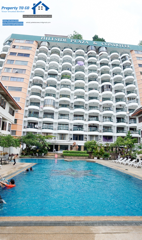 Suthep and Pool view Hillside 4 Condo Nimman for Sale