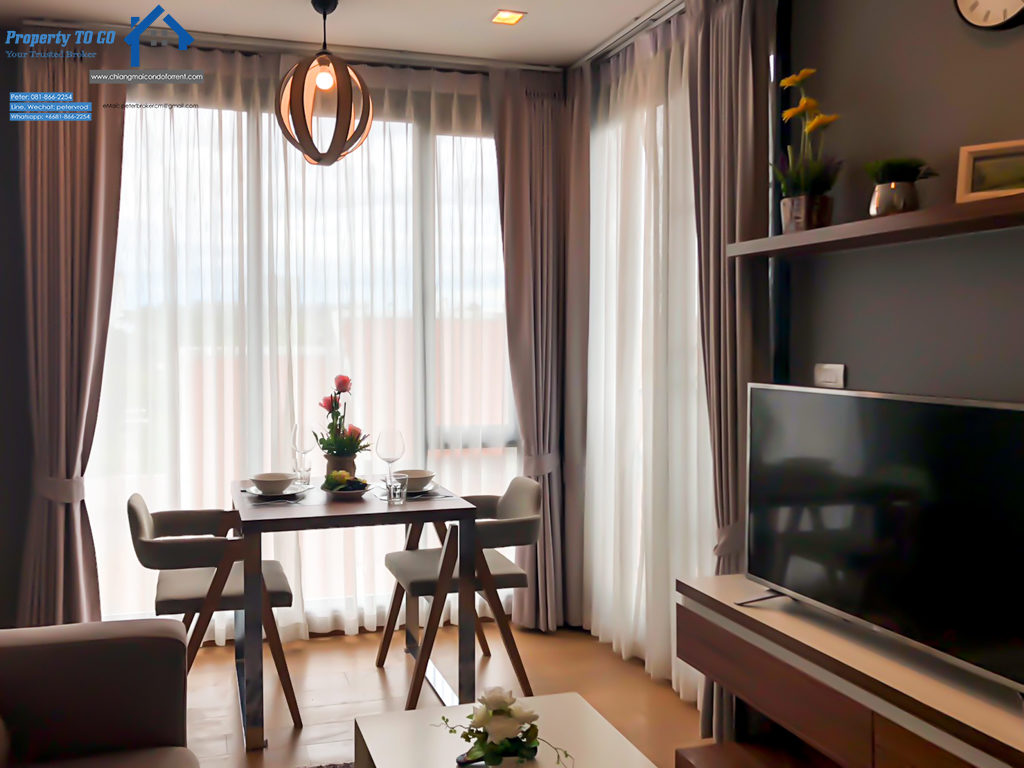 The Astra Condo for rent Excellen 1 bedroom chiang mai