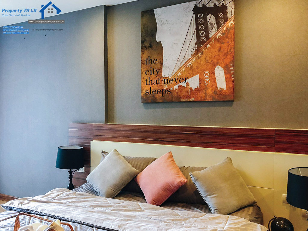 The Astra Condo for sale Excellen 1 bedroom chiang mai