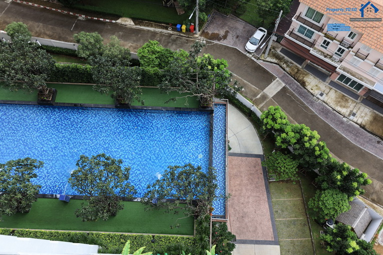 Supalai Monte II apartment for sale Great Views 1 bedroom at chiang mai