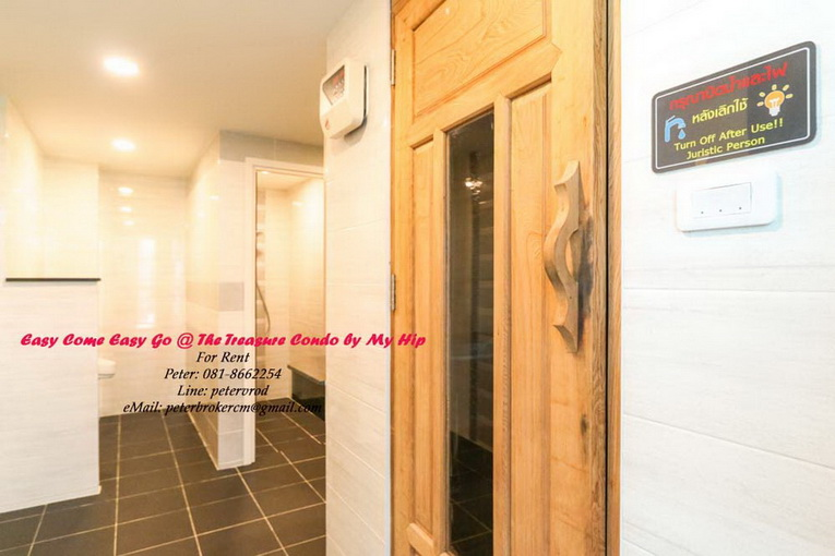 THE TREASURE By my Hip for sale Nicely Furnished 1 bedroom chiang mai