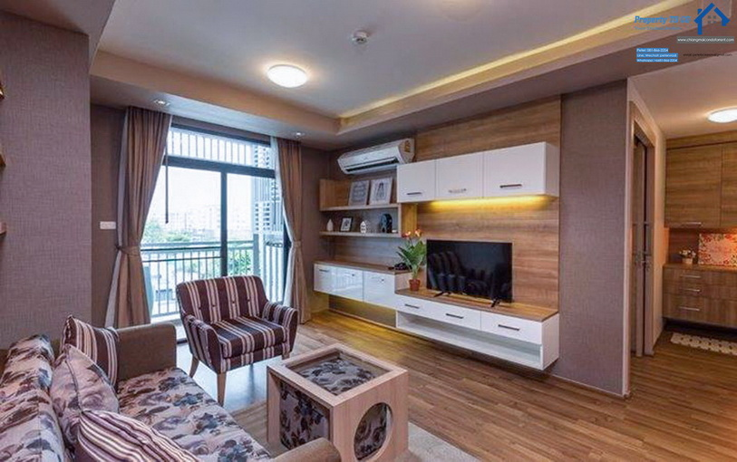 THE TREASURE By my Hip condo for rent Excellen 1 bedroom in chiang mai