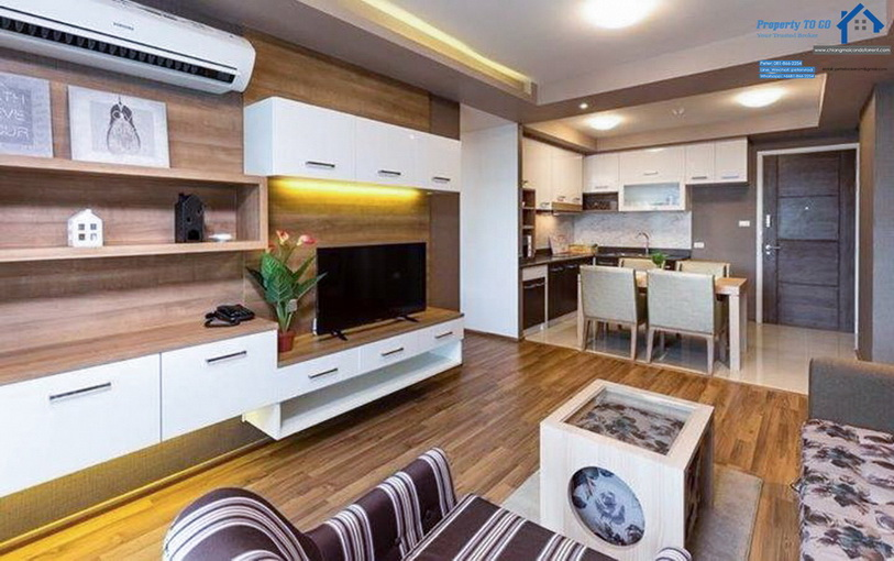 THE TREASURE By my Hip room for rent Nicely Furnished 1 bedroom chiang mai