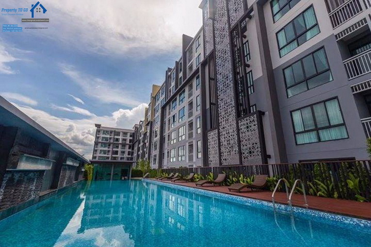 THE TREASURE By my Hip condo for sale Excellen 1 bedroom in chiang mai