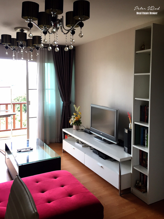 Casa Condo Chang Phuak apartment for sale Excellen 1 bedroom at chiang mai