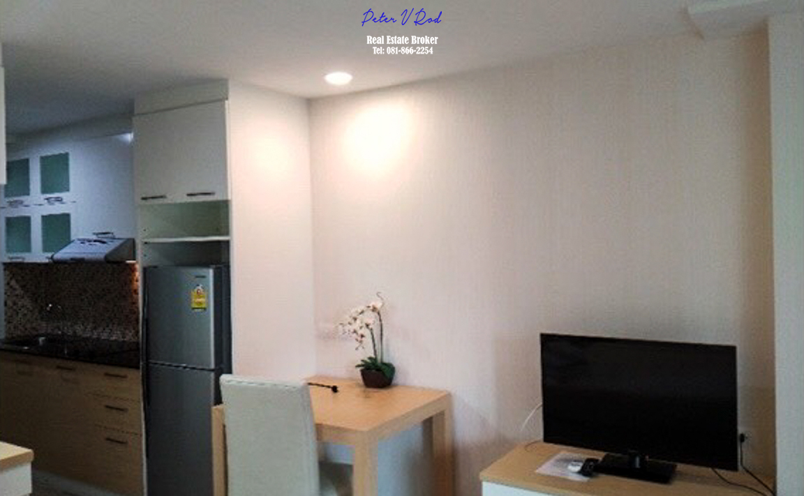Chayayon Condo Chiangmai 32 Sqm Floor 1st Condo for Sale Canal road