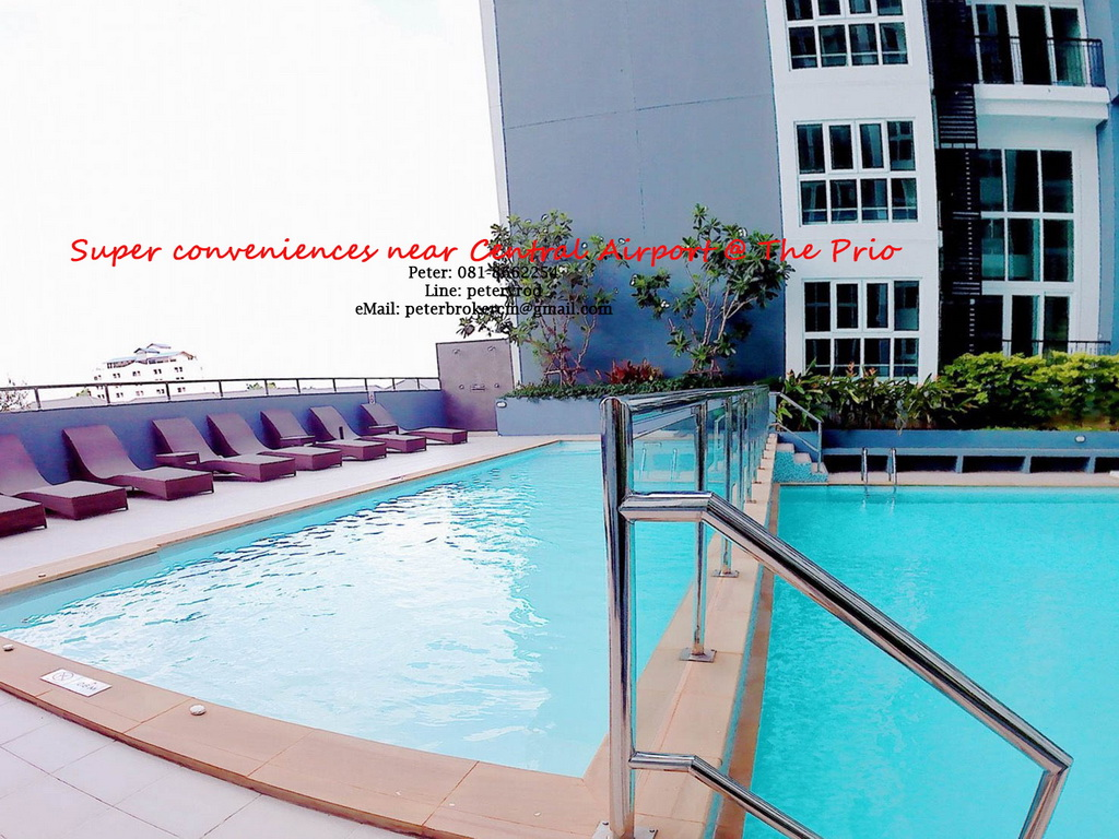 The Prio Signature condo Chiang Mai